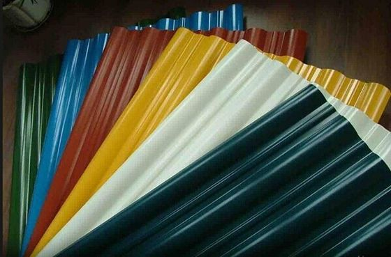 Cina DC51D + Z SGCC Hot Dip Galvanized Steel Sheet GI / HDGI Corrugated Metal Roofing Sheets pemasok