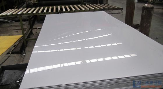 Cina AISI 904L Cold Rolled Stainless Steel Sheet 0.3 - 20mm NO.1 JIS Steel Coil pabrik