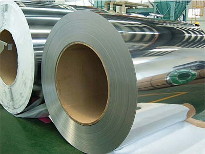 AISI 304L Cold Rolled Stainless Steel Plate 2B + Permukaan PVC 1.5mm * 1500mm