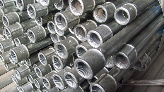 A106 GR.B / A53GR.B ECT Carbon Steel Pipe, Sch20 - sch160 Seamless Steel Tube