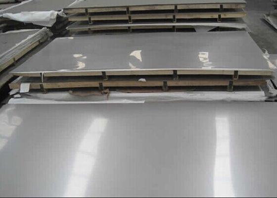 Cina No.1, No.4 Cold Rolled Stainless Steel Sheet 309S 310S 316L SUS ASME 1219mm 1250mm pabrik